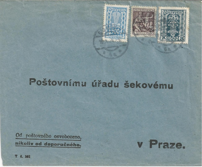 Inflation in Österreich - Belege - 1918 bis 1925 - Seite 3 Bild_340