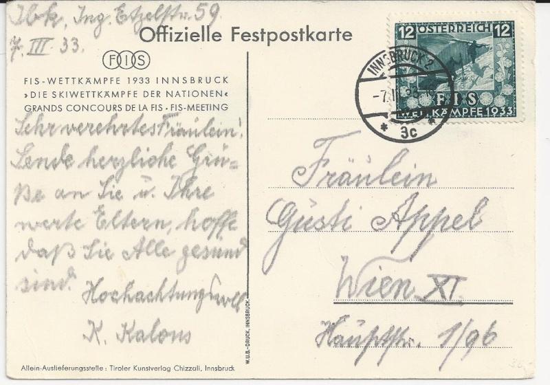 Österreich 1925 - 1938 Bild_410