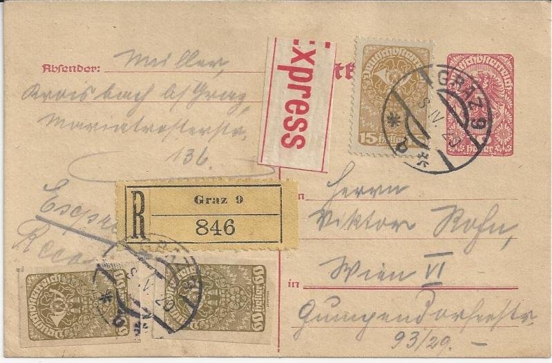 Inflation in Österreich - Belege - 1918 bis 1925 - Seite 3 Bild_414