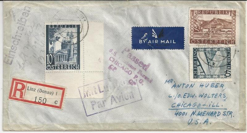 Flugpostausgabe 1947 Bild_418