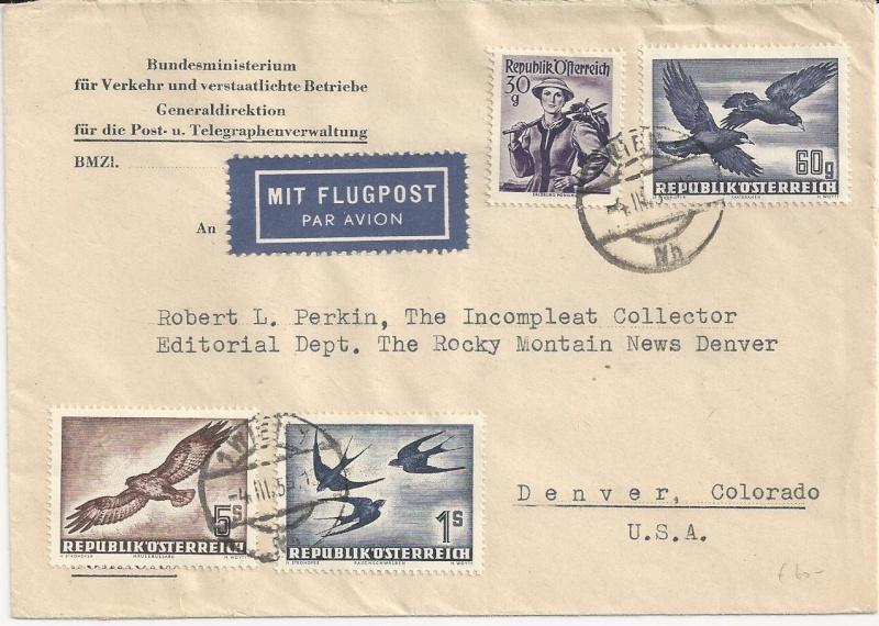 Sammlung Bedarfsbriefe Österreich ab 1945 - Seite 5 Bild_424