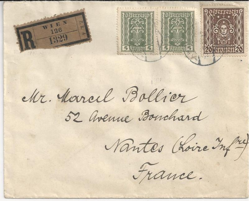 Inflation in Österreich - Belege - 1918 bis 1925 - Seite 3 Bild_429