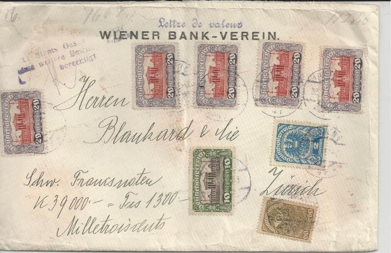 Inflation in Österreich - Belege - 1918 bis 1925 - Seite 3 Bild_511