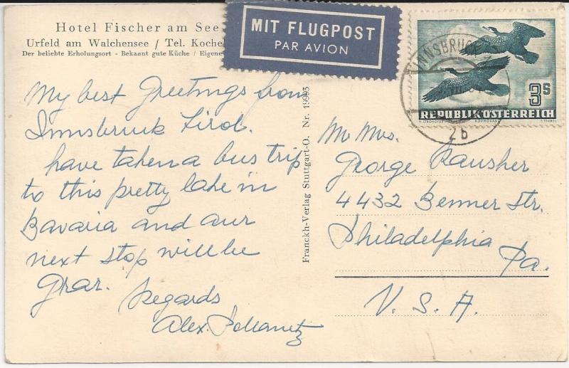 Sammlung Bedarfsbriefe Österreich ab 1945 - Seite 5 Bild_524