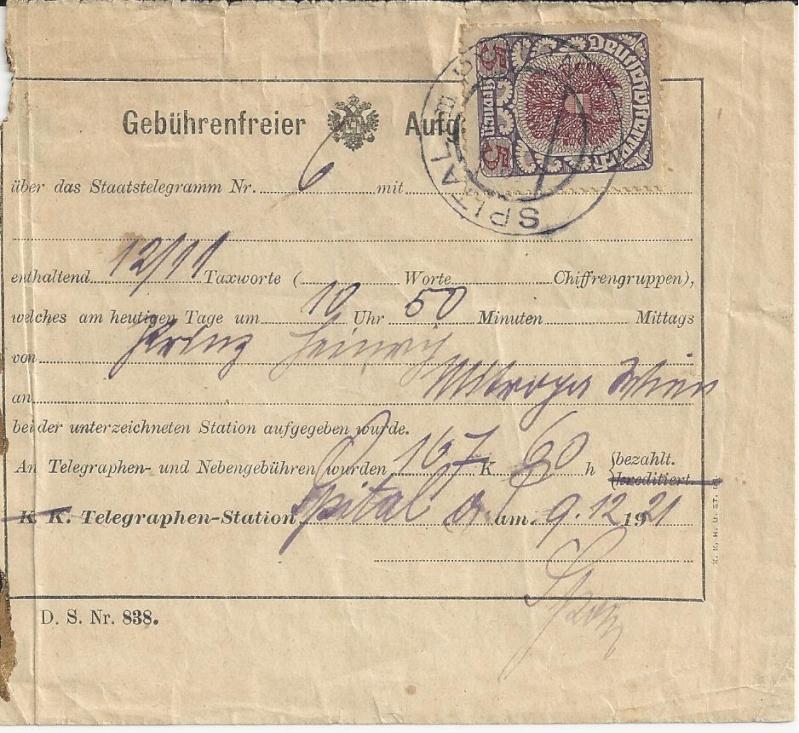 Inflation in Österreich - Belege - 1918 bis 1925 - Seite 3 Bild_531