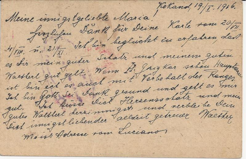 1914 - 1918   Der Untergang der K.u.K. Monarchie - Seite 3 Bild_613