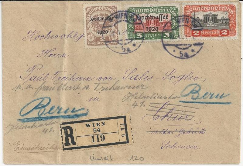 Inflation in Österreich - Belege - 1918 bis 1925 - Seite 3 Bild_626