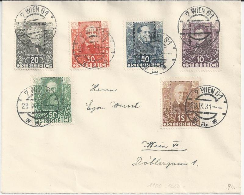 Österreich 1925 - 1938 Bild_810