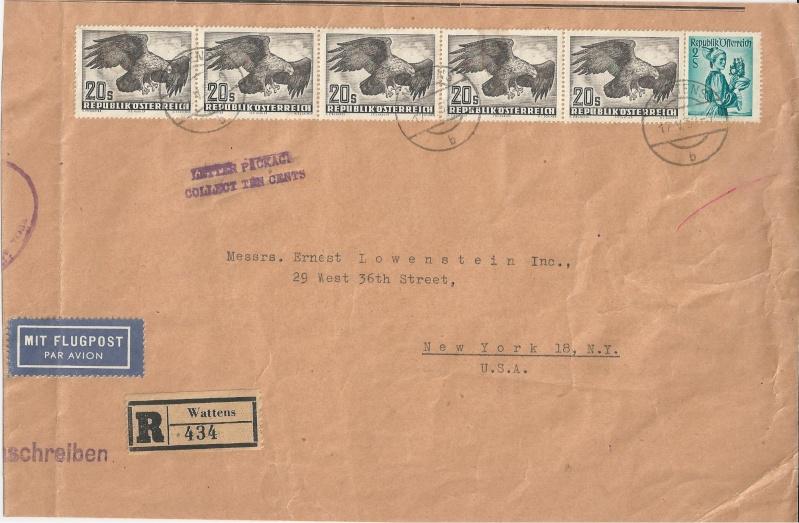 Sammlung Bedarfsbriefe Österreich ab 1945 - Seite 5 Bild_814