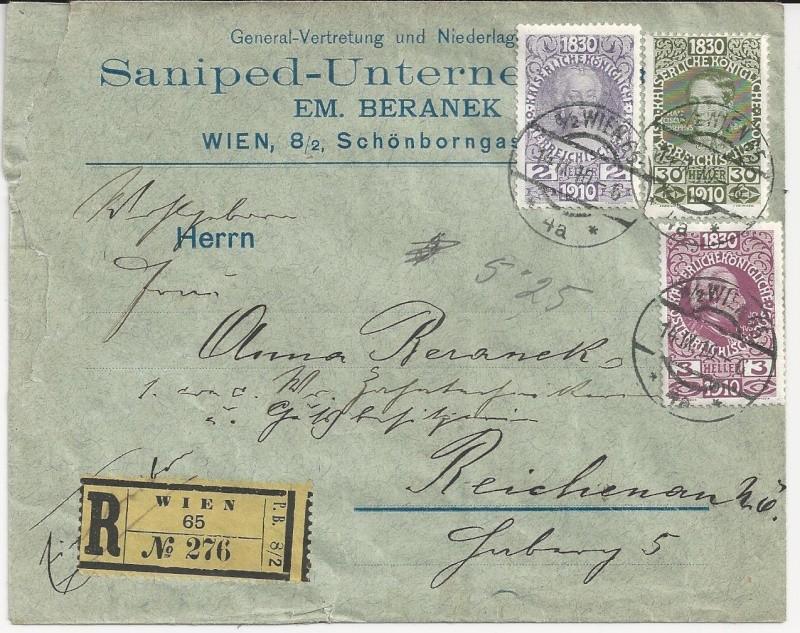 Die Freimarken-Gedenkausgabe 1910 Bild_815