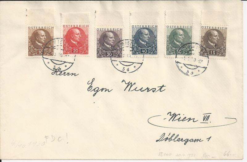 Österreich 1925 - 1938 Bild_910