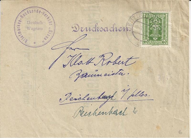Inflation in Österreich - Belege - 1918 bis 1925 - Seite 3 Bild_911