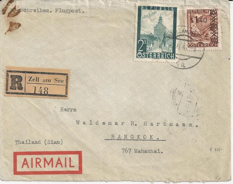 Flugpostausgabe 1947 Bild_912