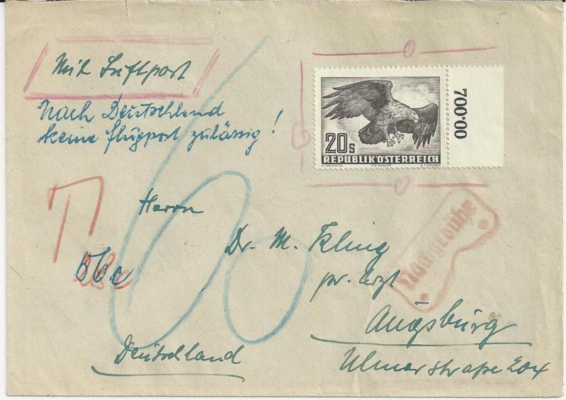 Sammlung Bedarfsbriefe Österreich ab 1945 - Seite 5 Bild_913