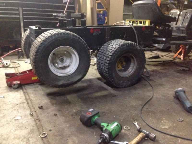6x6 articulated tractor/Utility vehicle? 10644910