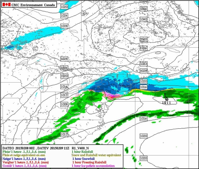 Update #3: Final Snow/Ice Map, Fierce February Continues  - Page 3 Rgem1310