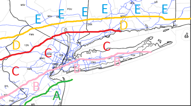 SNOW MAPS: FEB 1ST/2ND Winter10