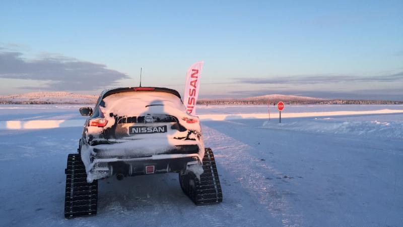 CR séjour en Laponie Laponi13