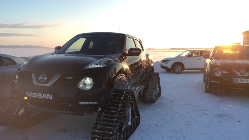 CR séjour en Laponie Laponi14