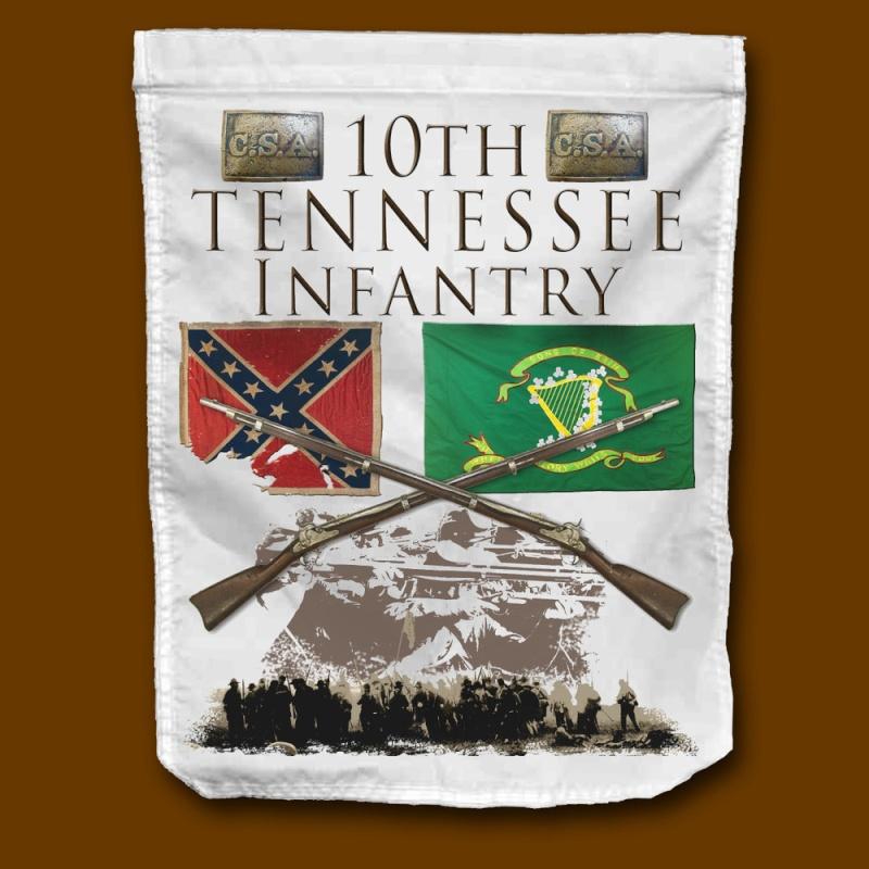 Le buste du 10th Tennessee Irish Brigade  - mise à jour du 7/04  par Gabriel FINI 10th_t10