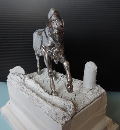 """Cavalier Romain """"Decurio Equitum """" le cavalier presque terminé!! Dscn1225"""