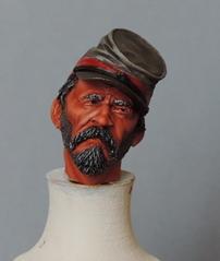 Le buste du 10th Tennessee Irish Brigade  - mise à jour du 7/04  par Gabriel FINI Dscn1354