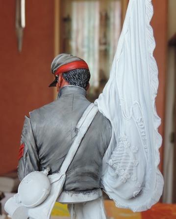 Le buste du 10th Tennessee Irish Brigade  - mise à jour du 7/04  par Gabriel FINI - Page 2 Dscn1362