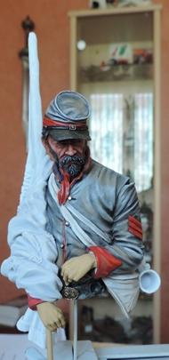 Le buste du 10th Tennessee Irish Brigade  - mise à jour du 7/04  par Gabriel FINI - Page 3 Dscn1366