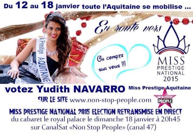 Miss Prestige Aquitaine 2014 est une Médocaine 10933810