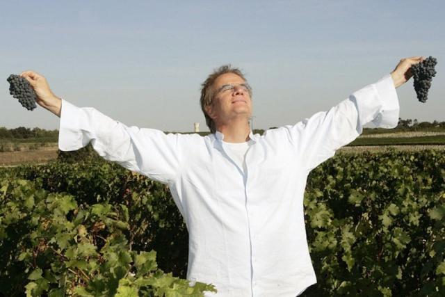Le Médoc, une terre investie par l'acteur Christophe Lambert  Weingu10