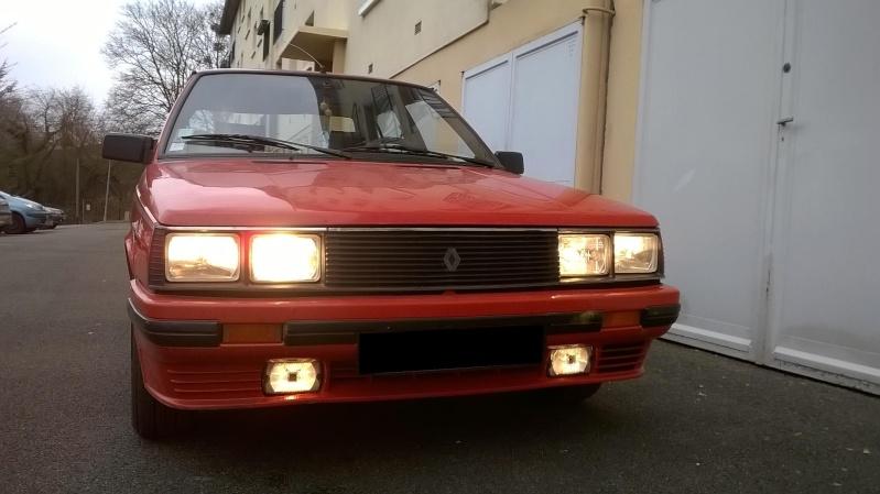 Ma Renault 9 Turbo rouge de 1986 - Page 7 Wp_20110