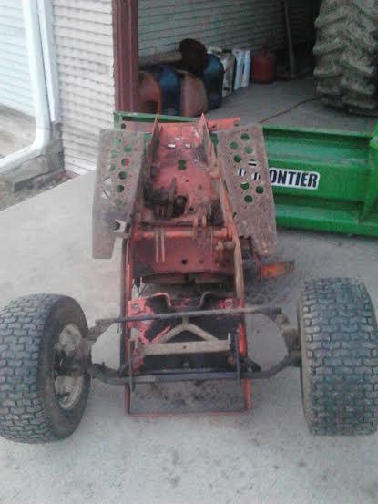 Rusty Metel #2 210