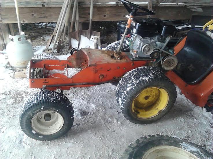 Rusty Metel #2 4410