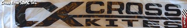 Essai Cross Kites Sonic 5m 110