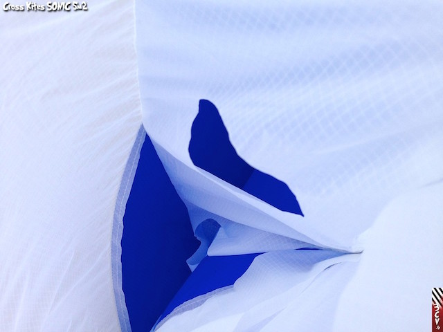 Essai Cross Kites Sonic 5m 410