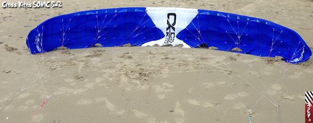 Essai Cross Kites Sonic 5m 510