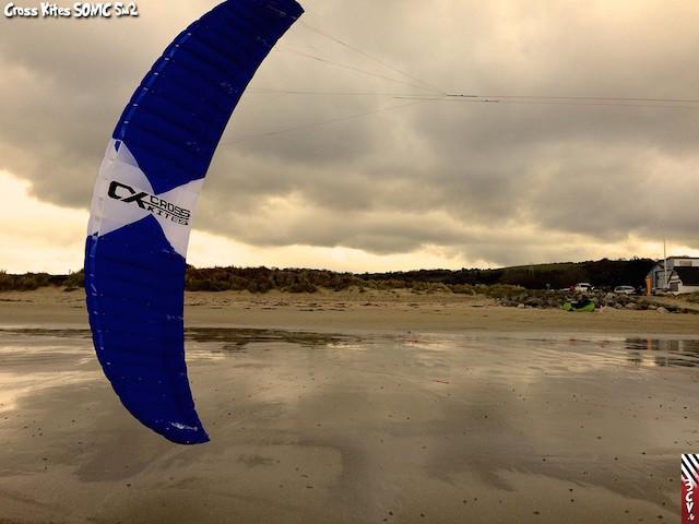 Essai Cross Kites Sonic 5m 710