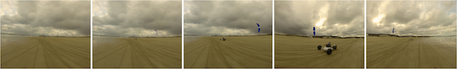 Essai Cross Kites Sonic 5m 810
