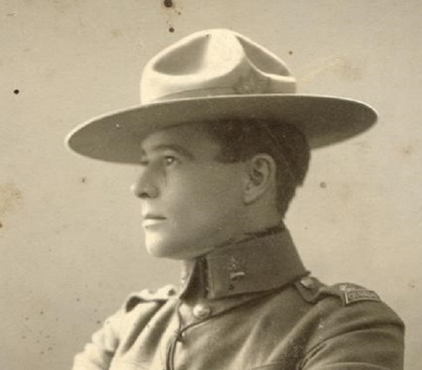 Boer War Canadian Stetson-Named Robert10