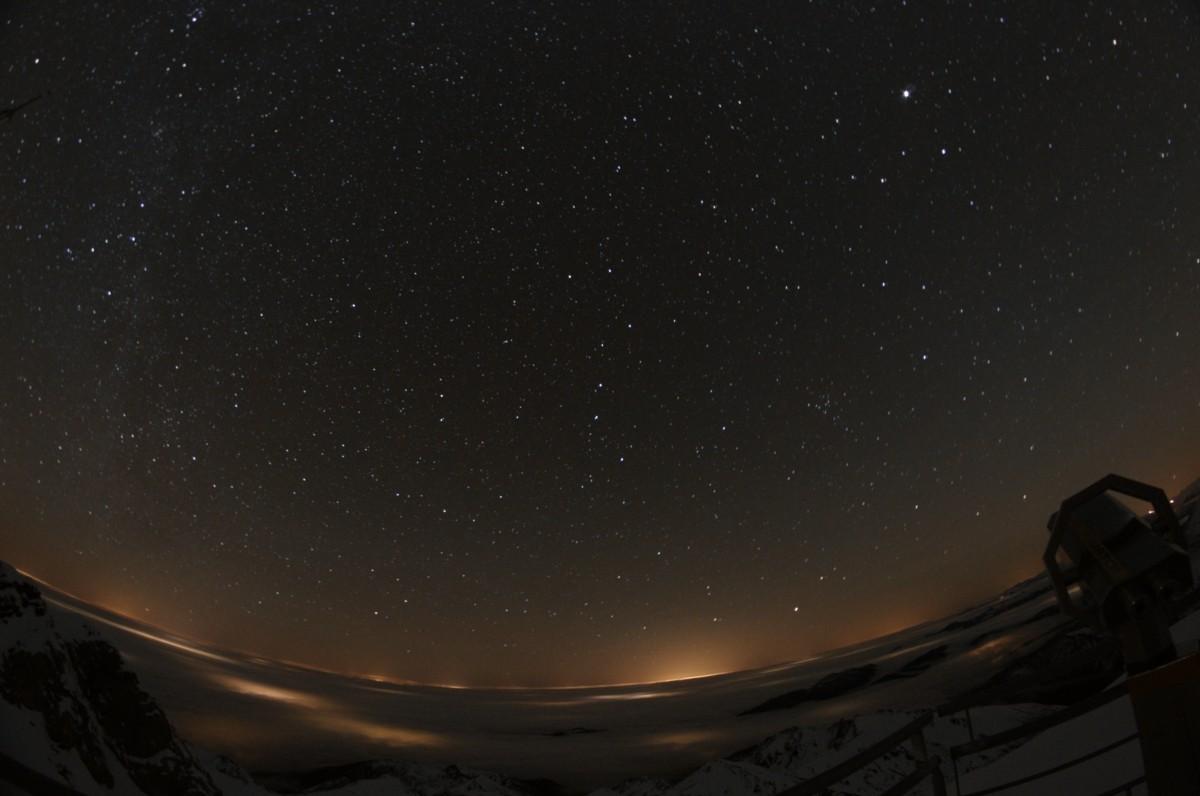 Ciel noir et pollution lumineuse au Pic du Midi Jacque15