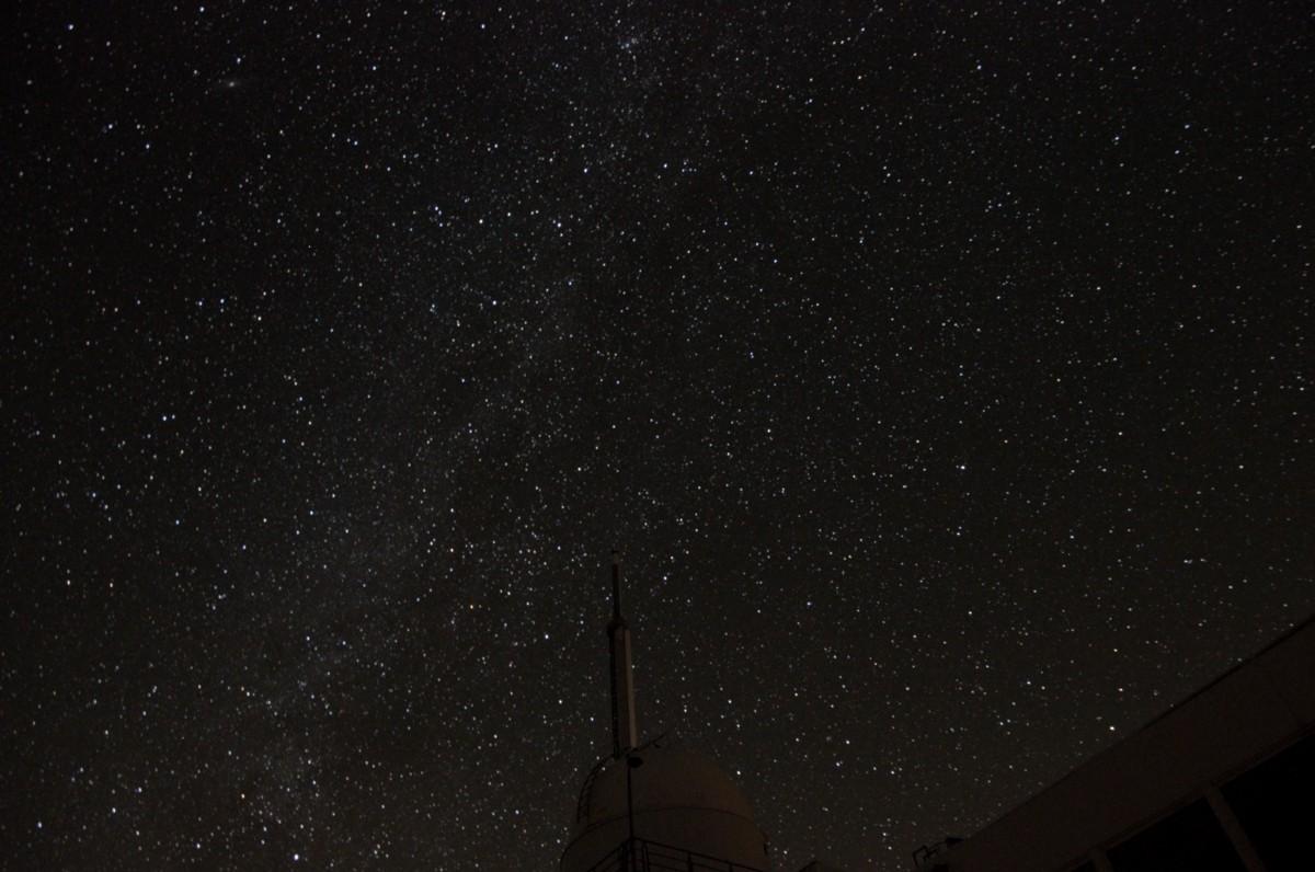 Ciel noir et pollution lumineuse au Pic du Midi Jacque18