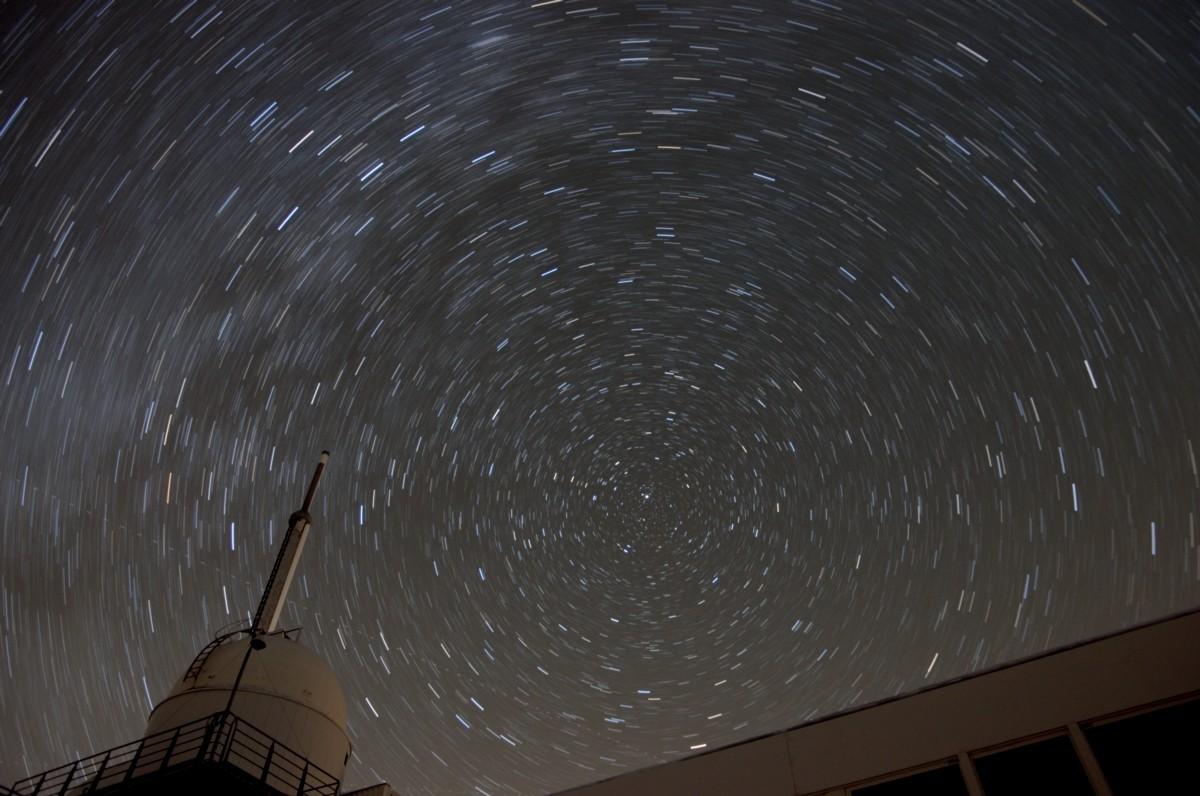 Ciel noir et pollution lumineuse au Pic du Midi Jacque20
