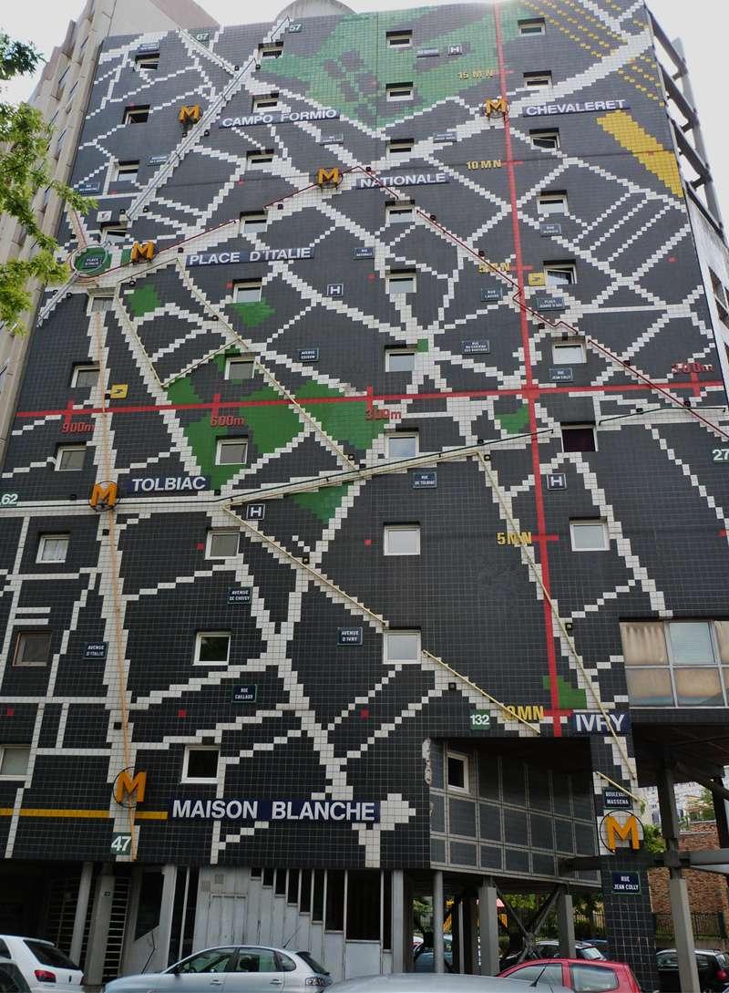 albi - STREET VIEW : les fresques murales en France - Page 17 10938510