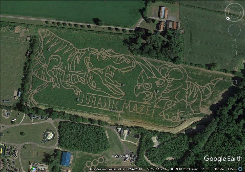 Les labyrinthes découverts dans Google Earth - Page 23 11111110