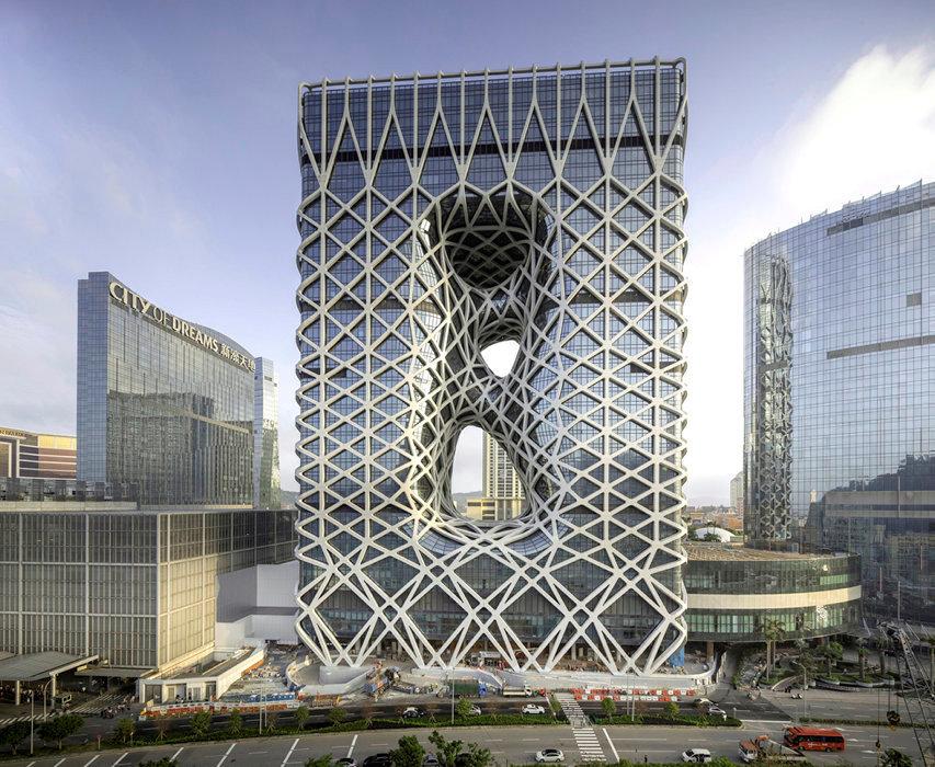 L'Hotel-Casino Morpheus - Macao - Chine 17402110
