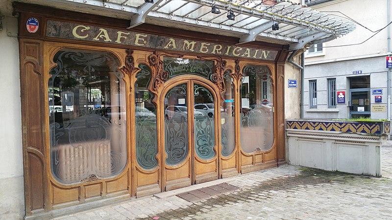 Le Café Américain de Moulins - Allier 18882610