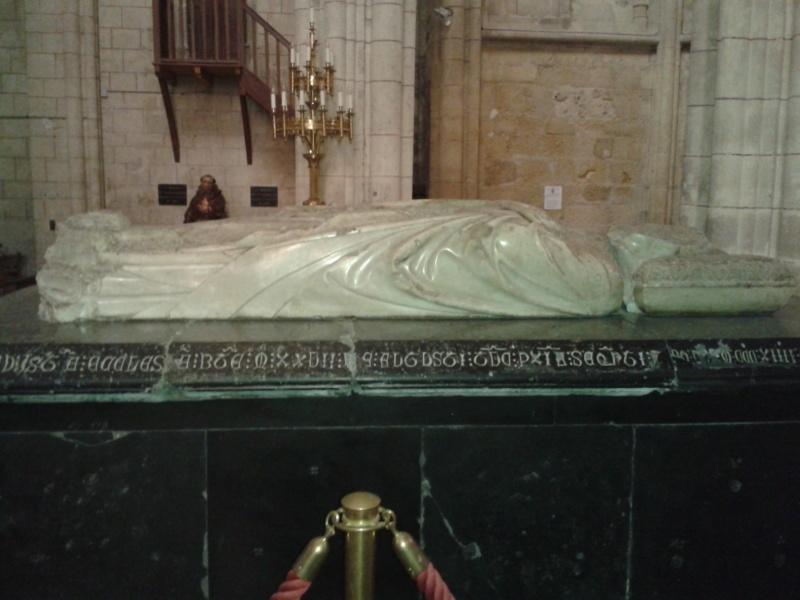 Le tombeau du Pape Clément V - Uzeste - Gironde - France 20180810