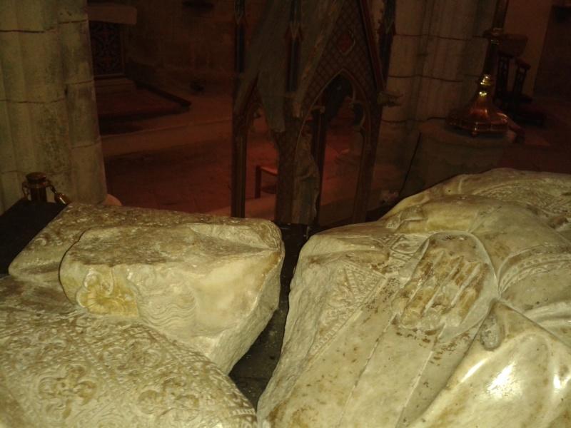 Le tombeau du Pape Clément V - Uzeste - Gironde - France 20180812