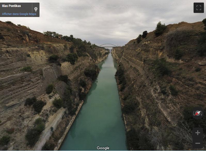 Canal de Corinthe GRECE 2019-021