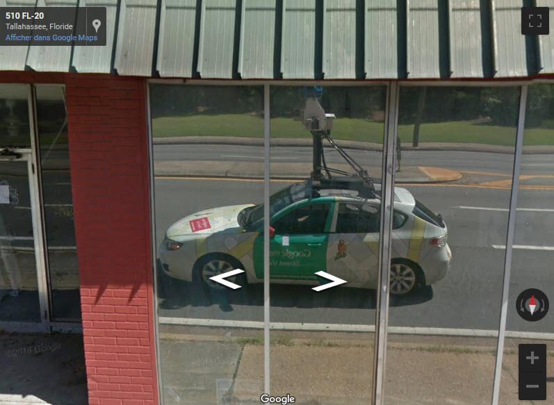STREET VIEW : la Google car dans tous ses états ! - Page 10 2019-033
